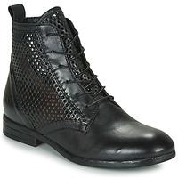kengät Naiset Bootsit Dream in Green MARLO Musta