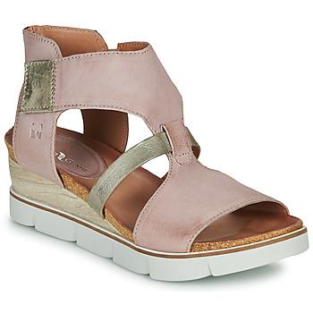 kengät Naiset Sandaalit ja avokkaat Dream in Green LIRATIMO Pink