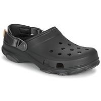 kengät Miehet Puukengät Crocs CLASSIC ALL TERRAIN CLOG Musta