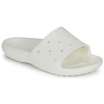 kengät Rantasandaalit Crocs CLASSIC CROCS SLIDE White