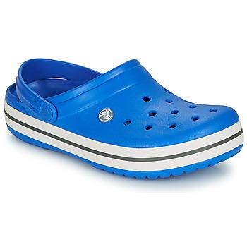 kengät Puukengät Crocs CROCBAND Blue / Grey