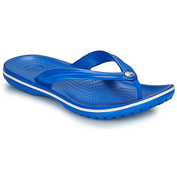 kengät Varvassandaalit Crocs CROCBAND FLIP Blue