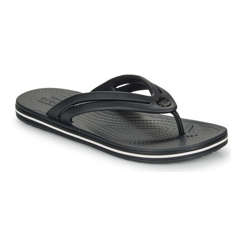 kengät Naiset Varvassandaalit Crocs CROCBAND FLIP W Black