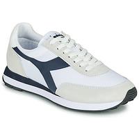 kengät Matalavartiset tennarit Diadora KOALA Valkoinen / Sininen
