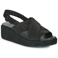 kengät Naiset Sandaalit ja avokkaat Camper MISIA Musta