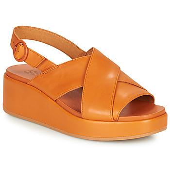 kengät Naiset Sandaalit ja avokkaat Camper MISIA Kamelinruskea