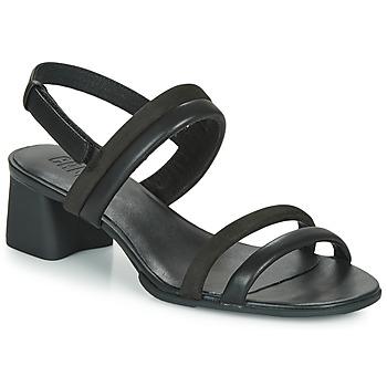 kengät Naiset Sandaalit ja avokkaat Camper KATIE SANDALES Musta