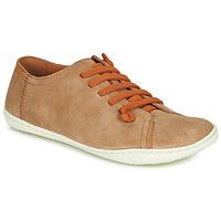 kengät Naiset Derby-kengät Camper PEU CAMI Beige / Fonce