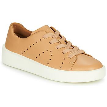 kengät Naiset Matalavartiset tennarit Camper COURB Kamelinruskea