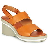 kengät Naiset Sandaalit ja avokkaat Camper KIR0 Kamelinruskea
