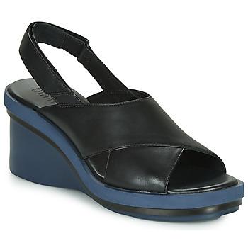 kengät Naiset Sandaalit ja avokkaat Camper KIR0 Musta