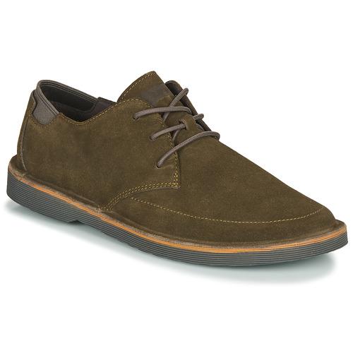 kengät Miehet Derby-kengät Camper MRRY Kaki