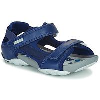 kengät Lapset Sandaalit ja avokkaat Camper OUS Blue / Laivastonsininen