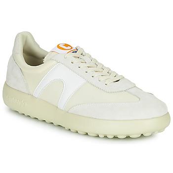 kengät Naiset Matalavartiset tennarit Camper PELOTAS XL White / Beige