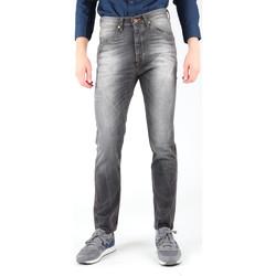 vaatteet Miehet Slim-farkut Wrangler Vedda W12ZNP21Z Navy blue