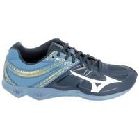 kengät Miehet Koripallokengät Mizuno Thunder Blade 2 Bleu Sininen