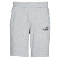 vaatteet Miehet Shortsit / Bermuda-shortsit Puma JERSEY SHORT Harmaa