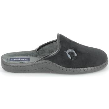 kengät Tossut Boissy NELES Mule Noir Musta