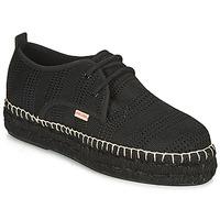 kengät Naiset Espadrillot Pare Gabia EBY Black