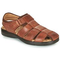 kengät Miehet Sandaalit ja avokkaat Fluchos DOZER Brown