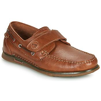 kengät Miehet Purjehduskengät Fluchos POSEIDON Brown