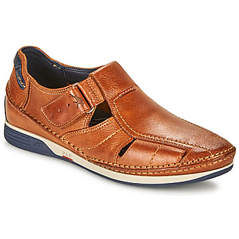 kengät Miehet Sandaalit ja avokkaat Fluchos JAMES Brown / Laivastonsininen / Red