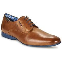 kengät Miehet Derby-kengät Fluchos VESUBIO Ruskea / Sininen