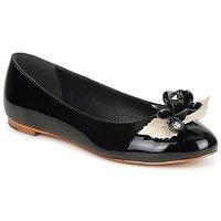 kengät Naiset Balleriinat C.Petula MUCHACHA Black