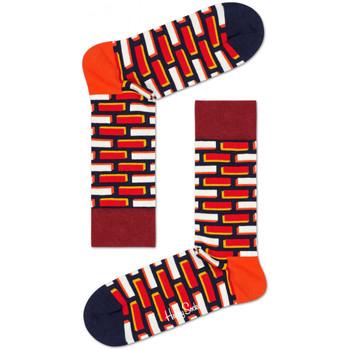 Asusteet / tarvikkeet Sukat Happy Socks Brick sock Monivärinen