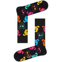 Asusteet / tarvikkeet Miehet Sukat Happy Socks Cat vs dog gift box Monivärinen