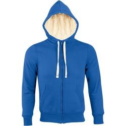 vaatteet Miehet Svetari Sols SHERPA WINTER MEN Azul