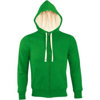 vaatteet Miehet Svetari Sols SHERPA WINTER MEN Verde