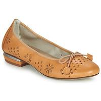kengät Naiset Korkokengät Dorking IREM Kamelinruskea