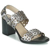 kengät Naiset Sandaalit ja avokkaat Dorking NORQUI Hopea