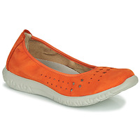 kengät Naiset Balleriinat Dorking SILVER Oranssi