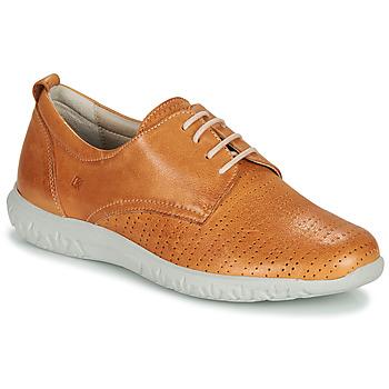 kengät Naiset Matalavartiset tennarit Dorking SILVER Brown