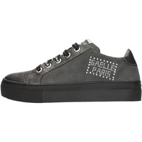 kengät Naiset Matalavartiset tennarit GaËlle Paris G006 Grey