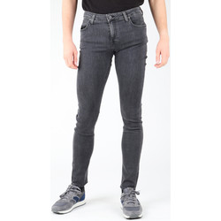 vaatteet Miehet Slim-farkut Lee Malone L736YECP grey