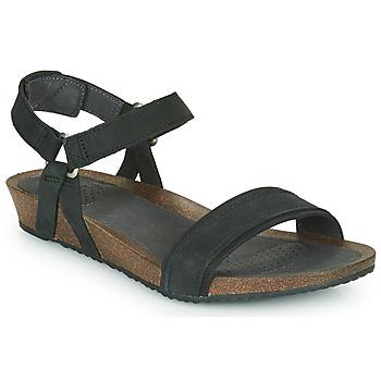 kengät Naiset Sandaalit ja avokkaat Teva MAHONIA STITCH Black