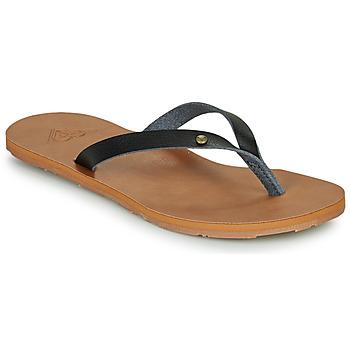 kengät Naiset Varvassandaalit Roxy JYLL III Black