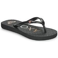 kengät Tytöt Varvassandaalit Roxy SANDY III Black