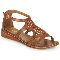 kengät Naiset Sandaalit ja avokkaat Ravel CARDWELL Brown