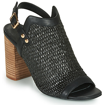 kengät Naiset Sandaalit ja avokkaat Ravel CLIFTON Black