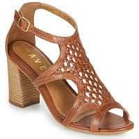 kengät Naiset Sandaalit ja avokkaat Ravel COREEN Camel