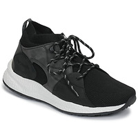 kengät Miehet Vaelluskengät Columbia SH/FT OUTDRY MID Musta