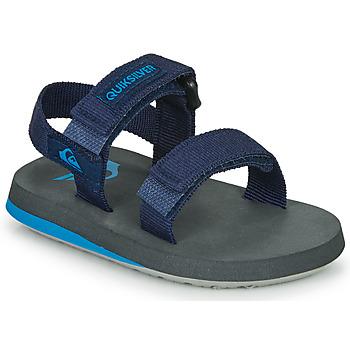 kengät Lapset Sandaalit ja avokkaat Quiksilver MONKEY CAGED TODDLER Laivastonsininen