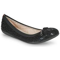 kengät Naiset Balleriinat Les Petites Bombes AVA Musta
