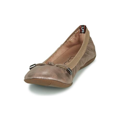 Les Petites Bombes Ava Bronze - Ilmainen Toimitus- Kengät Balleriinat Naiset 36
