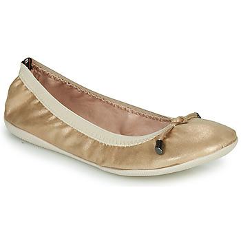 kengät Naiset Balleriinat Les Petites Bombes AVA Kulta