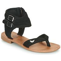 kengät Naiset Sandaalit ja avokkaat Les Petites Bombes VALENTINE Musta